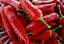 Czym różnią się od siebie odmiany chili?
